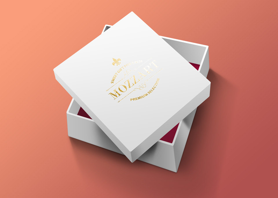 Mozzart poklon kutija