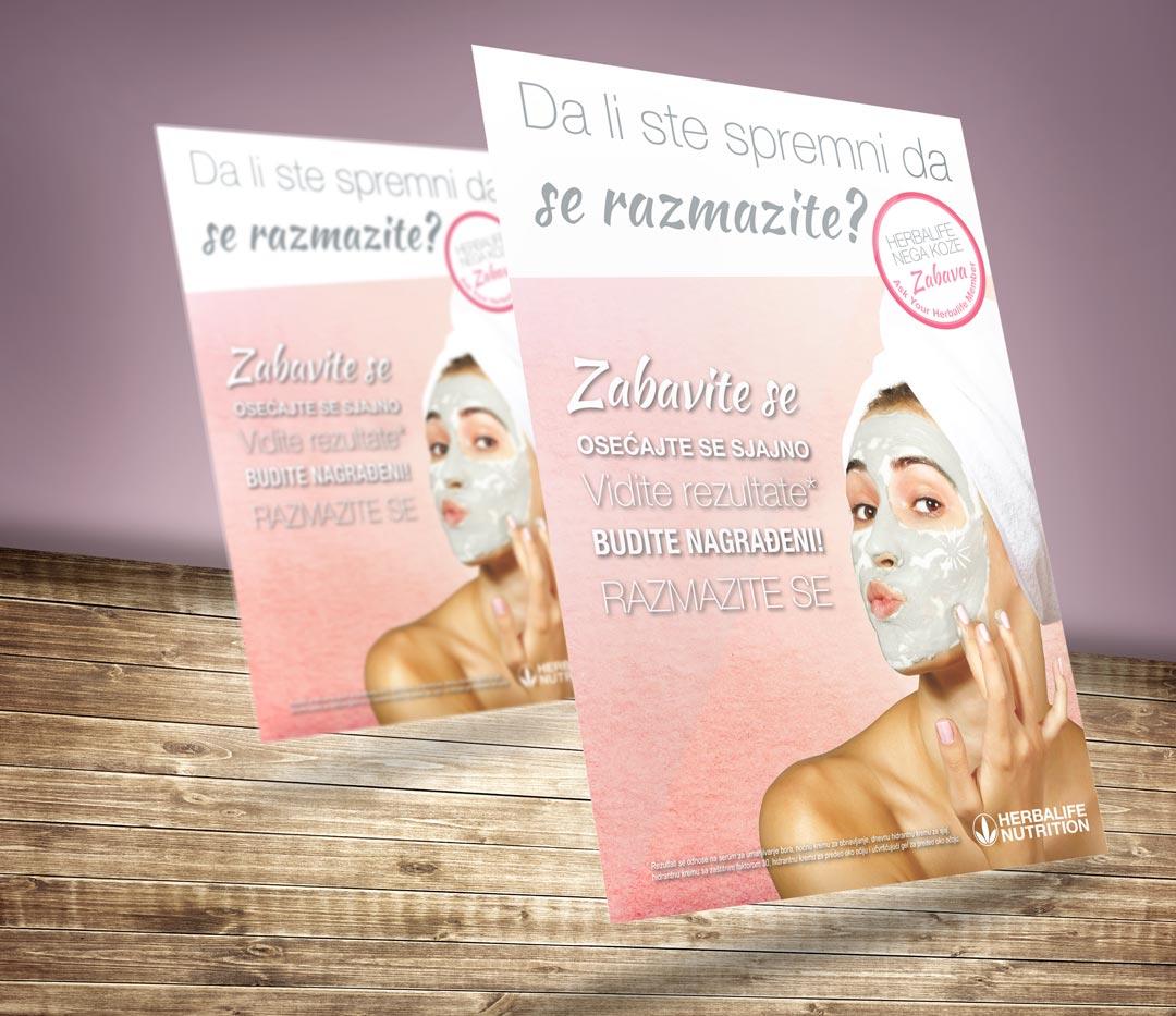 Herbalife Skin – Flajer